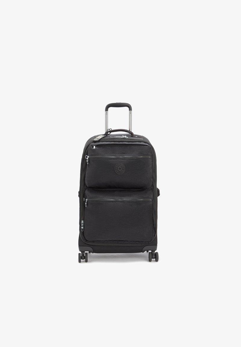 Kipling - CITY SPINNER M - Wheeled suitcase - black noir