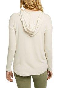 Esprit - FASHION - Long sleeved top - cream beige - 6