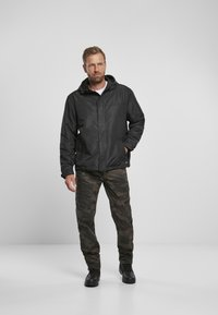 Brandit - Summer jacket - black - 1