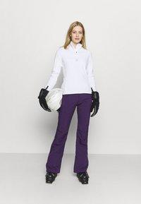 DC Shoes - VIVA  - Ski- & snowboardbukser - grape - 1