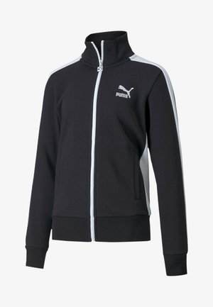 Training jacket - puma black