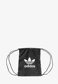 adidas Originals - GYMSACK TREFOIL ORIGINALS ACCESSORIES - Ryggsekk - black - 0