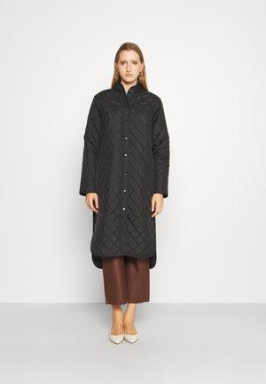 BRAGA COAT - Klasyczny płaszcz - black