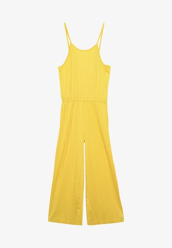 LAURA  - Jumpsuit - yellow