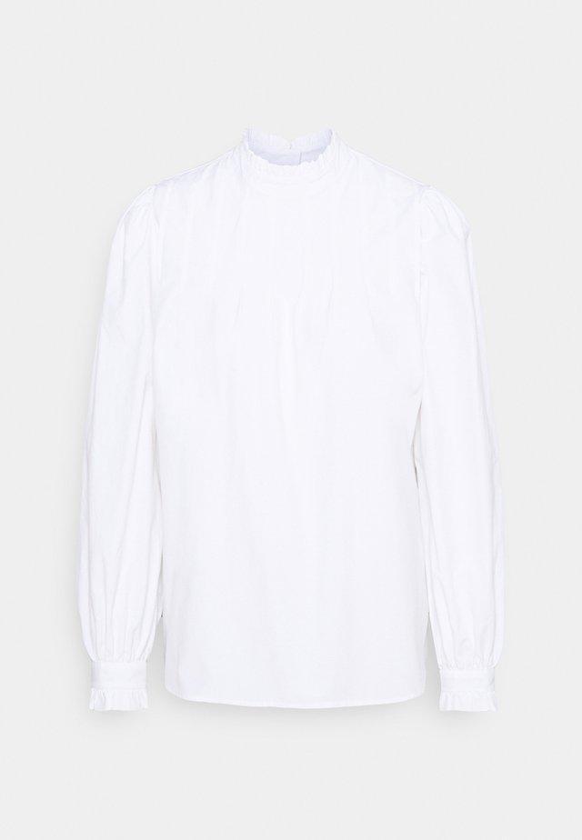 SC-NETTI 2 - T-shirt à manches longues - white