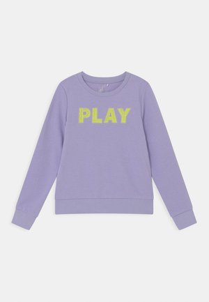 ONPADAR GIRLS - Sweatshirt - sweet lavender