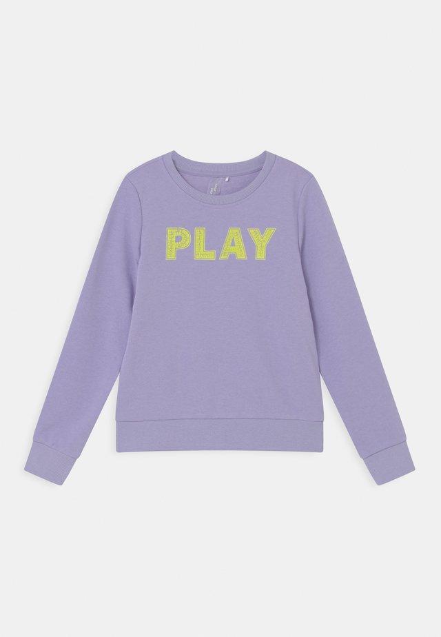 ONPADAR GIRLS - Felpa - sweet lavender