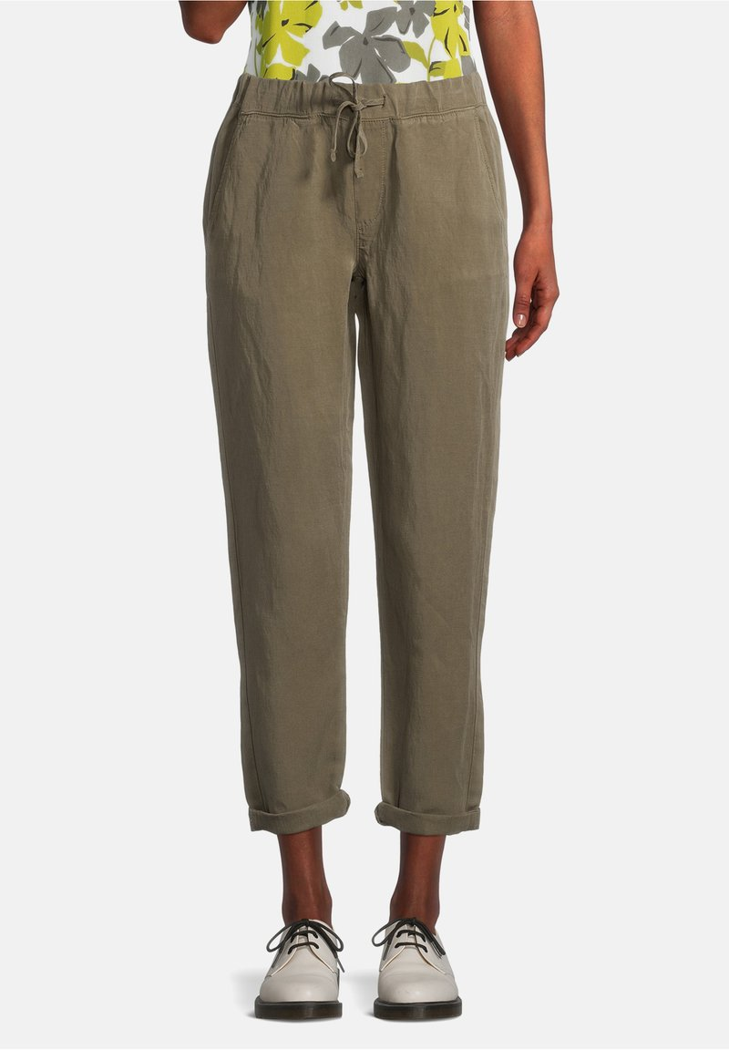 Cartoon - Trousers - khaki