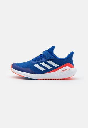 EQ21 RUN UNISEX - Laufschuh Neutral - team royal blue/footwear white/solar red