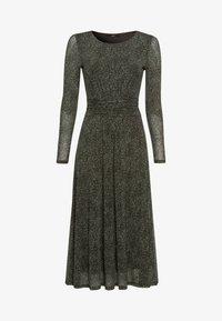 zero - Day dress - olive green - 4