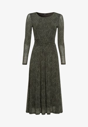 Day dress - olive green