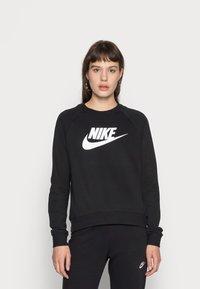 Nike Sportswear - Sweatshirt - black/white - 0