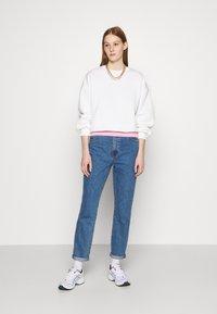 Rolla's - DUSTERS - Straight leg jeans - meadow blue - 1