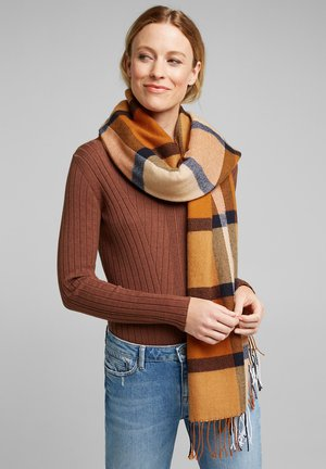 FASHION - Scarf - camel