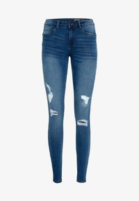Vero Moda - Jeans Skinny Fit - medium blue - 4