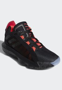 adidas Performance - DAME 6 SHOES - Basketball shoes - black - 2