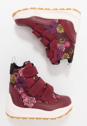 ADRIAN - Winter boots - cabernet