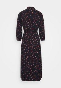ONLY - ONLNOVA  LONG SHIRT DRESS - Day dress - night sky - 1