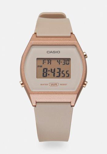 Zegarek cyfrowy - pink