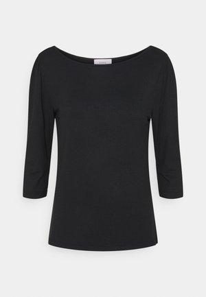 NUDARI  - Langærmede T-shirts - caviar