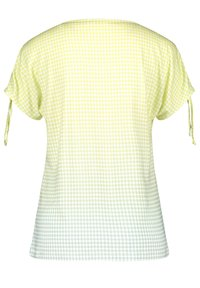 Gerry Weber - Print T-shirt - off white ligh lime aloe druck - 4