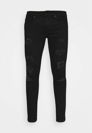 ONSWARP LIFE  - Jeans Skinny Fit - black