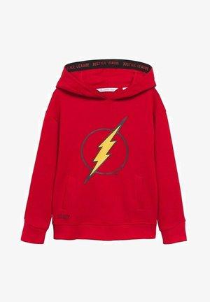 DC - Hoodie - red