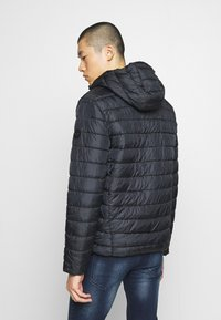 Only & Sons - ONSSTEVEN - Lett jakke - dark navy/solid - 2