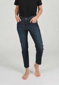 Angels - ORNELLA - Slim fit jeans - dunkelblau - 0