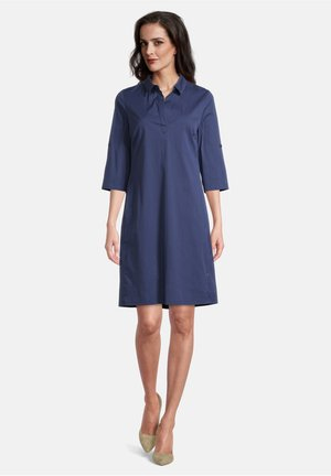 Shirt dress - sargossa blue