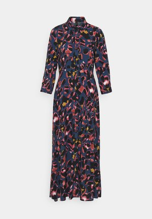 YASSAVANNA ANIMAL - Maxi dress - ensign blue/liro aop