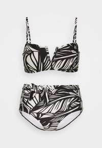 VMLUCIA SWIM SET - Bikini - black
