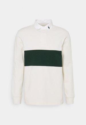 RUGBY CLOTH - Polotričko - chic cream/college green