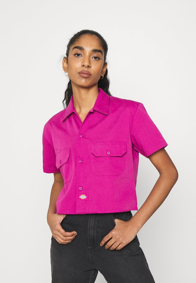 GROVE - Camisa - pink berry