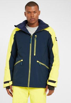 DIABASE  - Snowboard jacket - ink blue