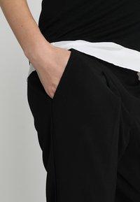 JoJo Maman Bébé - PEGLEG TROUSER - Spodnie materiałowe - black - 3