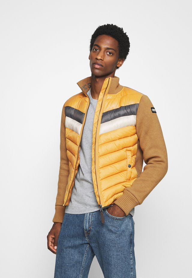 ROBSON - Light jacket - gold
