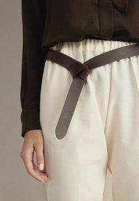 Falconeri - Belt - braun - testa di moro - 1