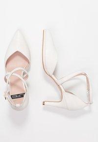 LAB - Bridal shoes - galassia blanco - 3