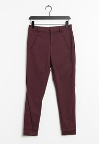 ONLY - Trousers - purple - 0