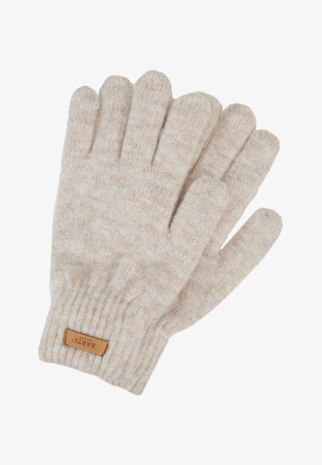 WITZIA GLOVES - Gloves - cream