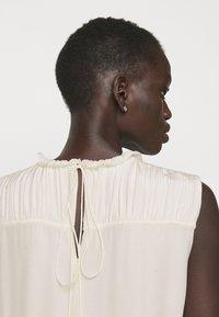 Paul Smith - WOMENS DRESS - Cocktail dress / Party dress - white - 3