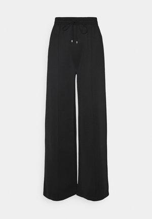ONLSCARLA PANTS - Pantalones - black