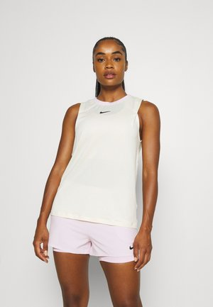 Sports shirt - coconut milk/regal pink/black
