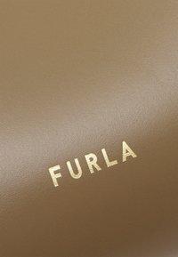 Furla - MARGHERITA TOP HANDLE - Handbag - fango - 6