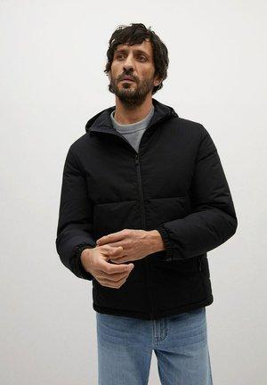 TARGET-I - Winter jacket - schwarz