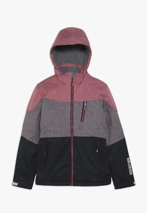 JADIRA - Winter jacket - dunkelpflaume