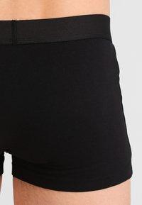 Zalando Essentials - 7 PACK - Panties - black - 2
