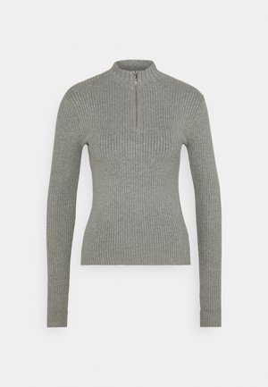 ALISON JUMPER - Strickpullover - grey