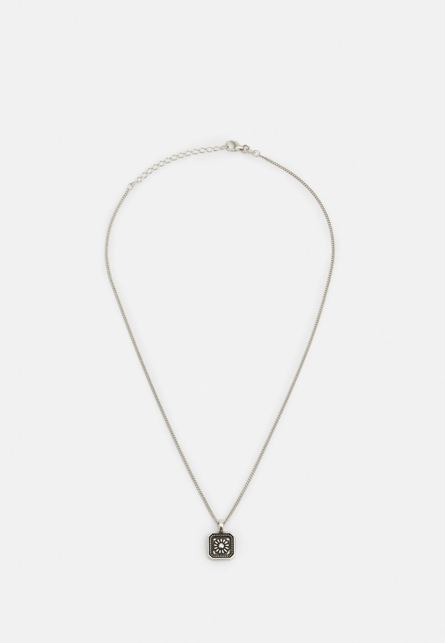 FREE SPIRIT NECKLACE UNISEX - Ketting - silver